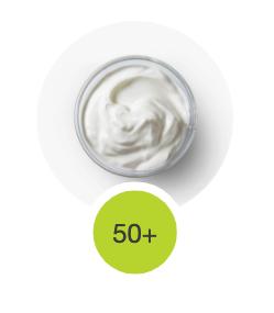 Yogurt - an example of a 50+ scoring protein.