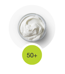 Yogurt - an example of a 50+ scoring protein.