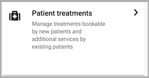 Dentally Online Booking Appointment Dashboard Patient Treatment