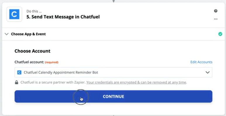 chatbot integration zapier