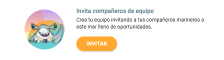 invitar usuarios