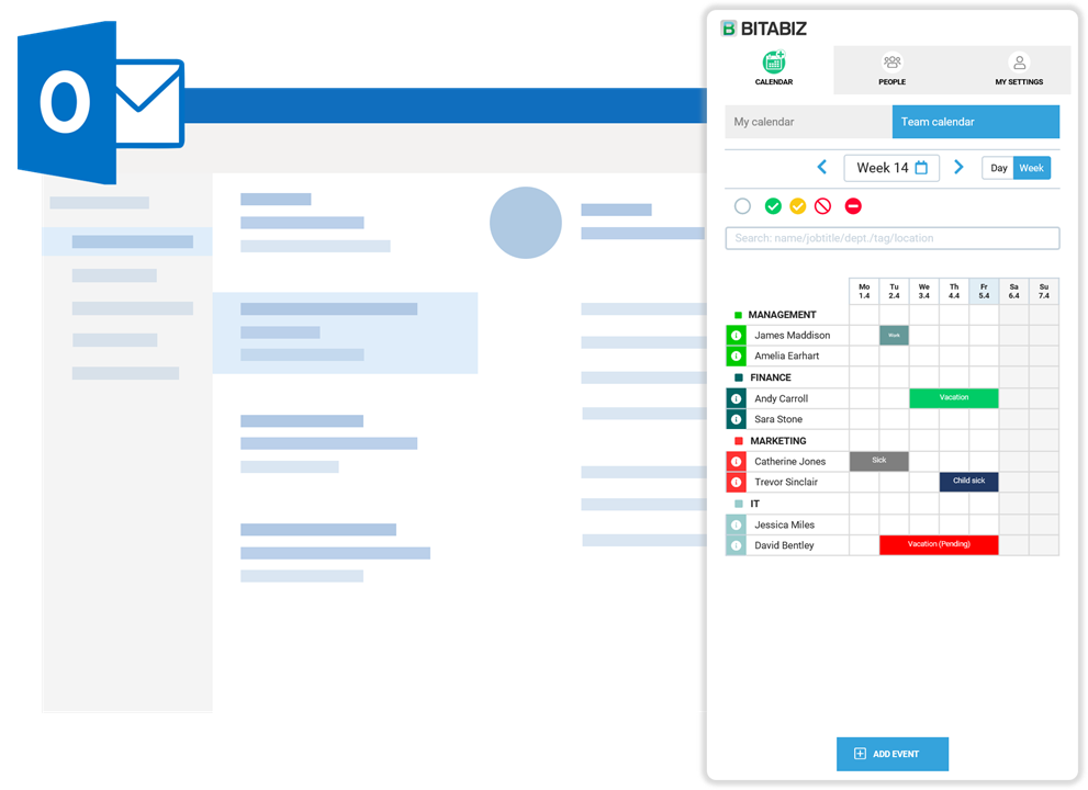 time registration outlook add-in
