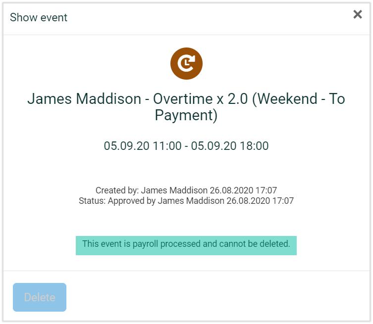 overtime registration
