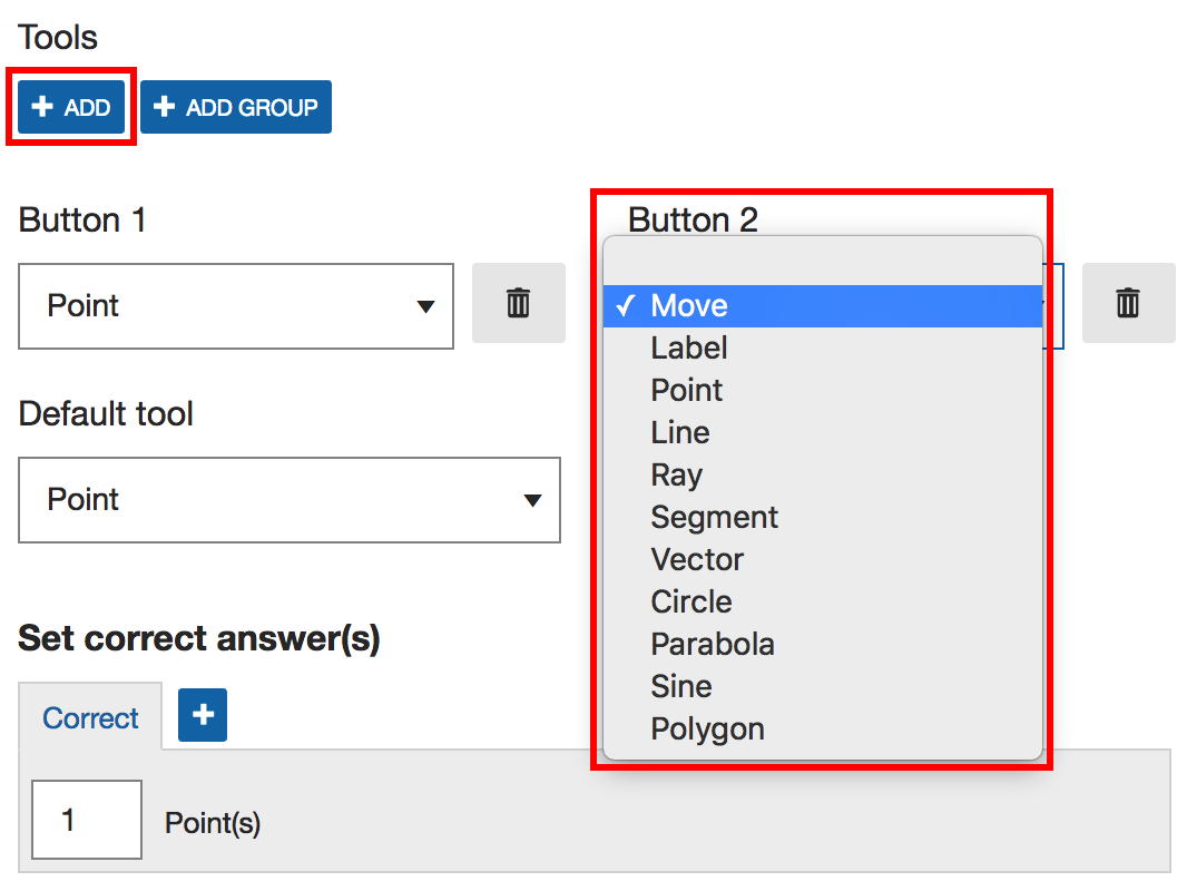 Adding a button to the toolbar