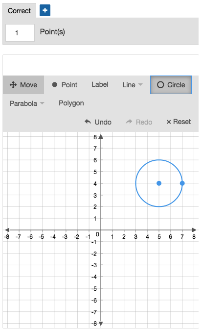 Graph question validation.