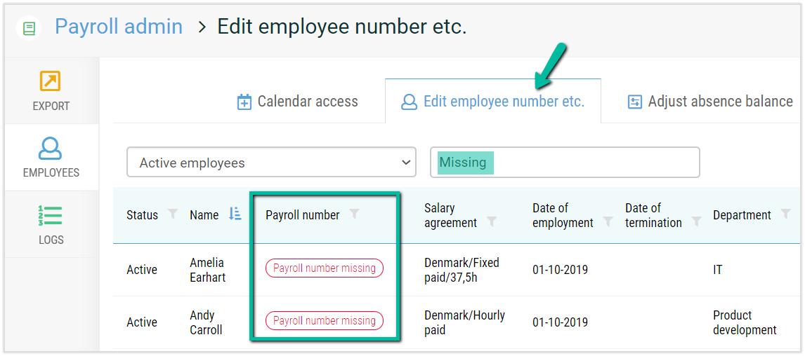 employee management
