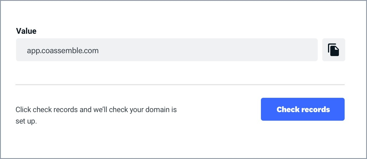 How to set up a custom domain for an online training platform