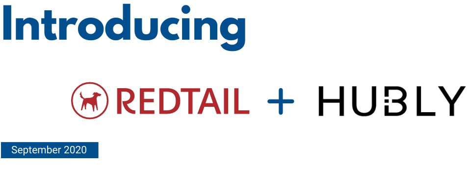 Redtail CRM + Hubly: Integration Announcement Banner