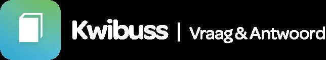 Kwibuss Help