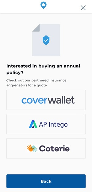 Buy Annual Coverage