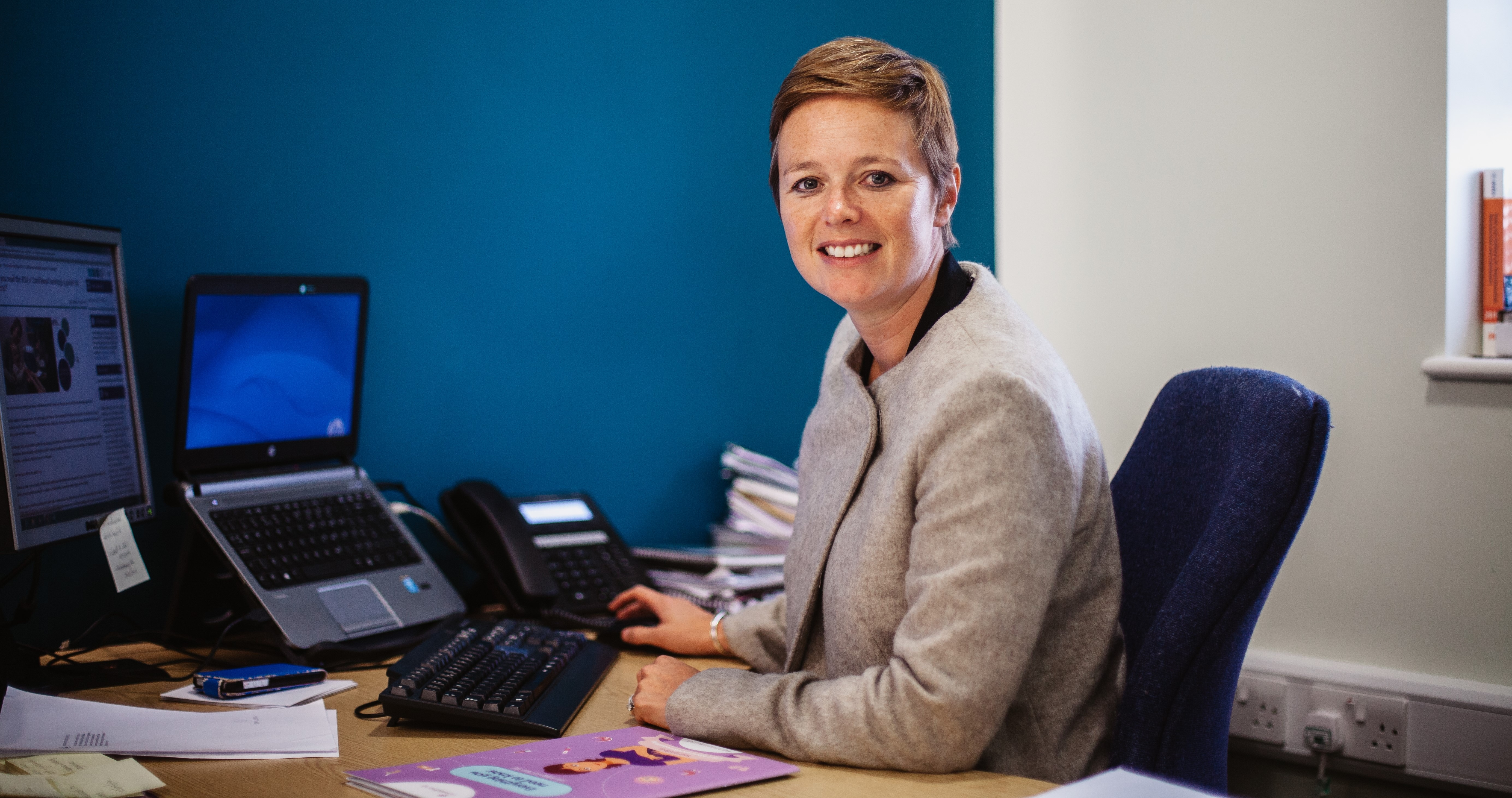 Biovault Family's CEO Kate Sneddon