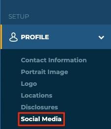 Profile Social Media