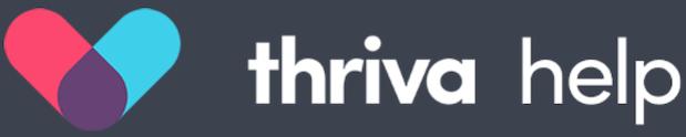 Thriva Help Center