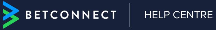 BetConnect Help Center
