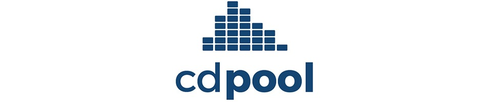 CD Pool logo.