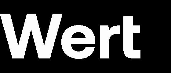 Wert Help Center