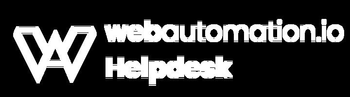 Webautomation.Io Help Center