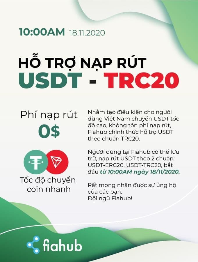 USDT - TRC20