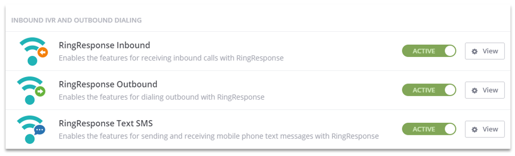 Enable Outbound Calling within ClickPoint Lead Manager