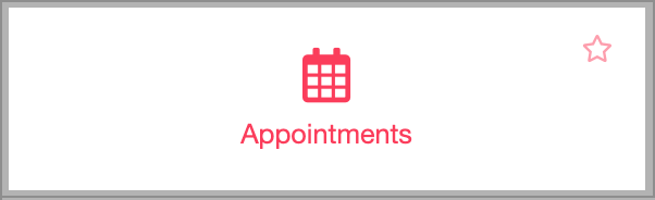 Dentally Appointments Report icon