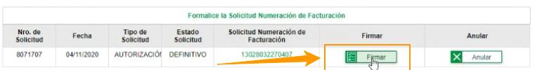como firmar resolucion dian colombia factura electronica