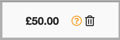 Dentally Payment Explanation button