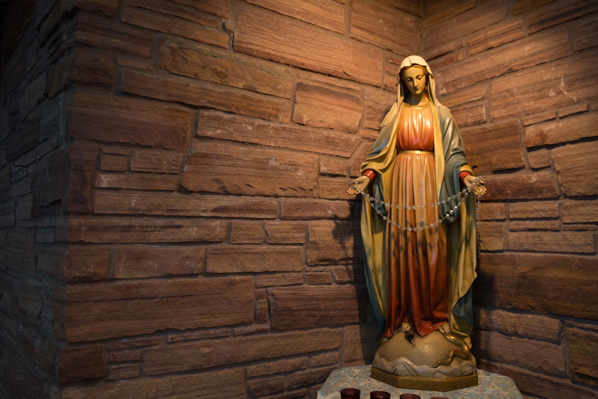Exodus 90 Mary Rosary