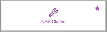 Dentally NHS Claims Report Icon