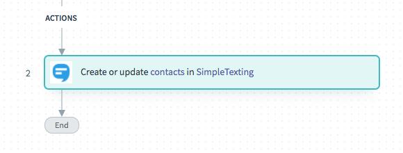 Custom integrations suite screenshot