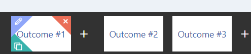 Edit an Outcome