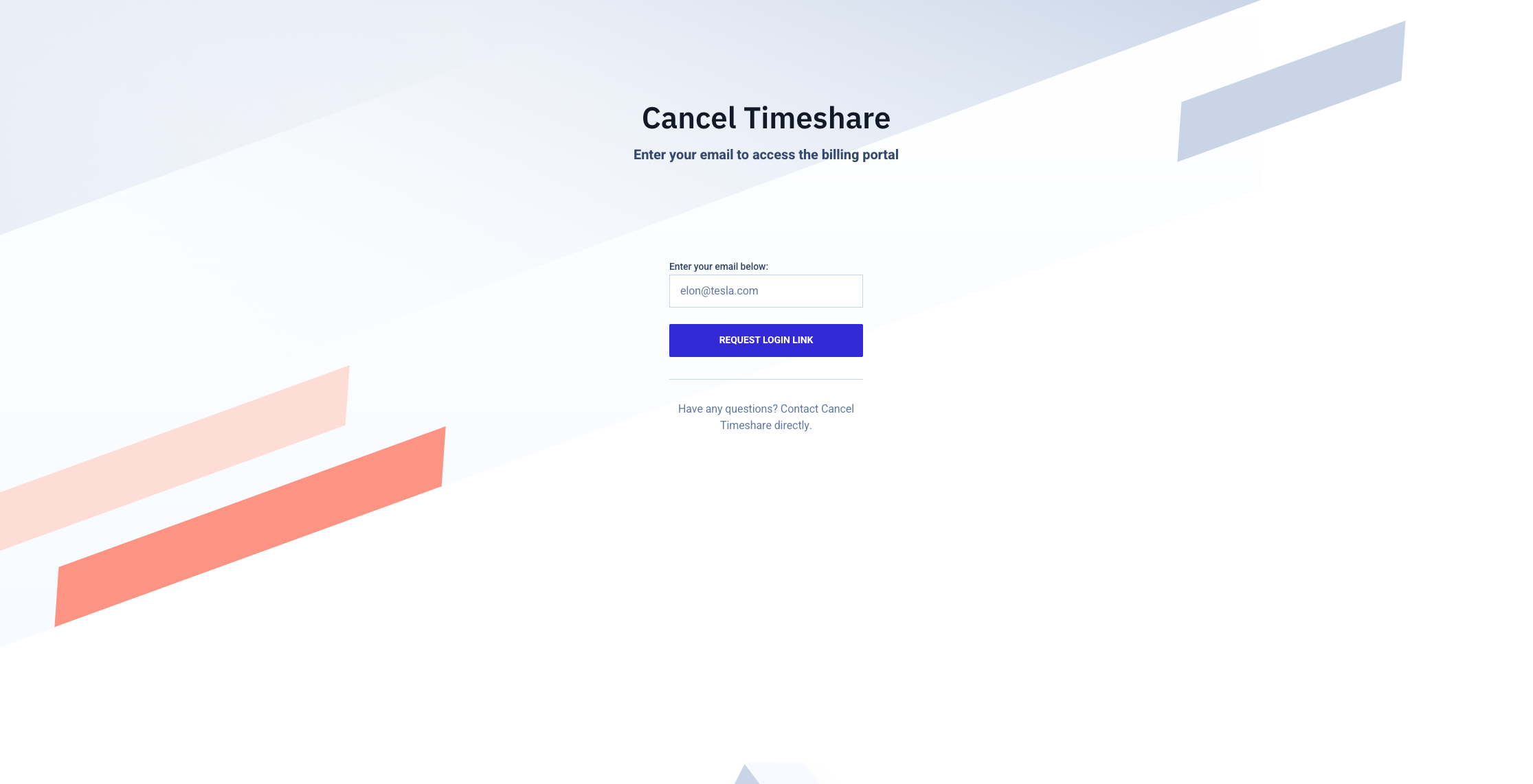 Cancel Timeshare Superportal