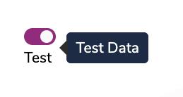 Test Environment Indicator