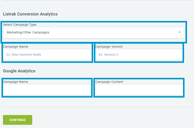 Listrak and Google Mobile Analytics