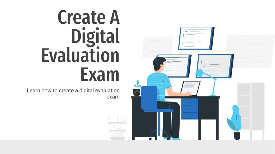 digital evaluation software