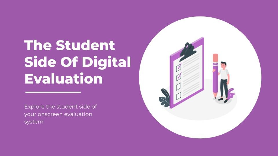 digital evaluation online