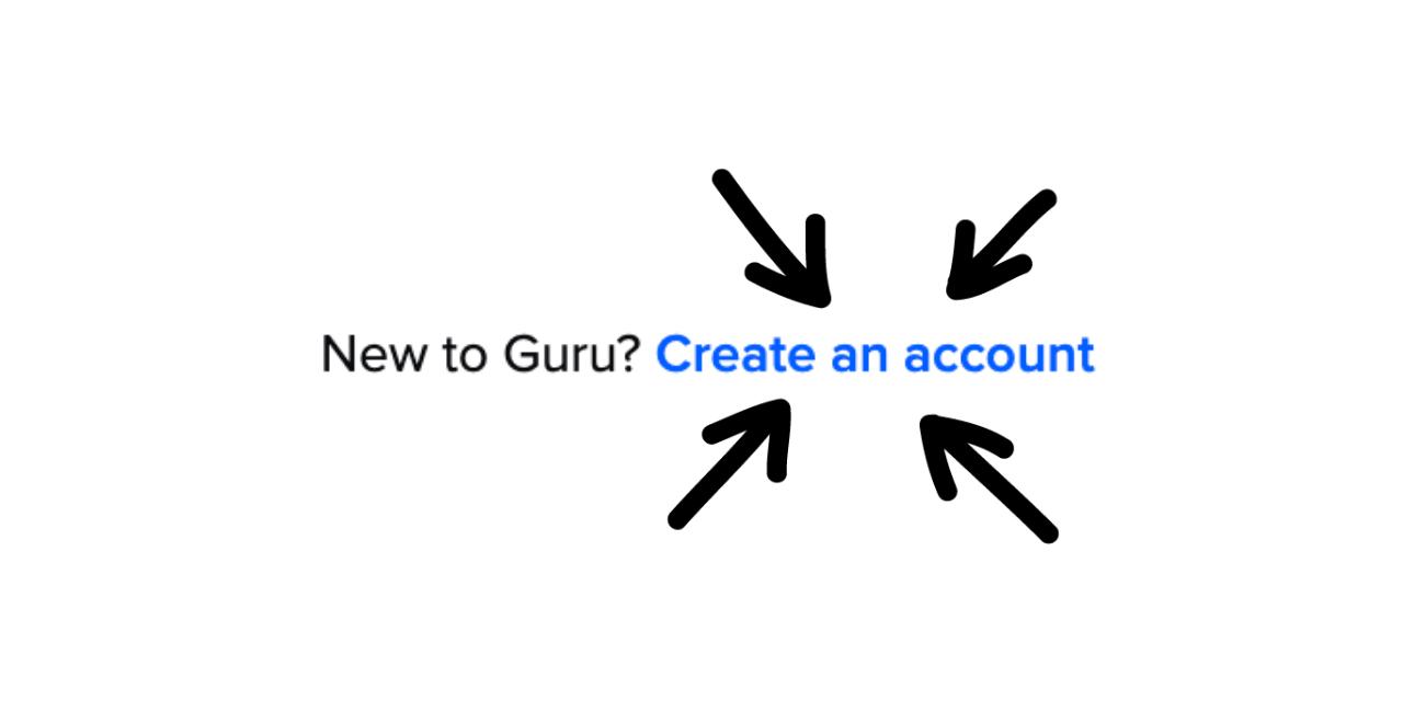 Joining a Guru Team