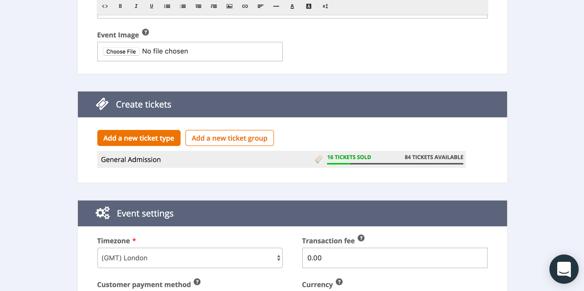 How to Manage Ticket Types and Groups Ticket Tailor Help Centre