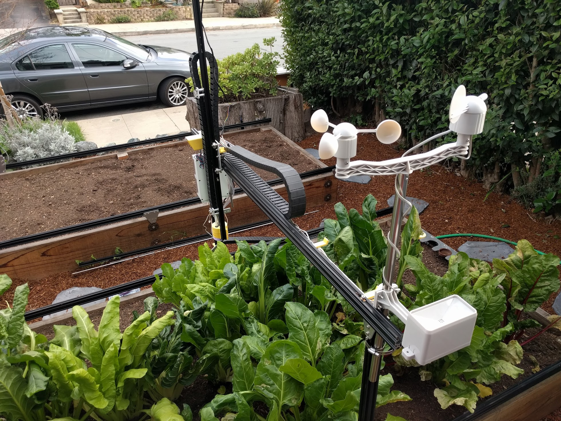 Backyard Weather Station turn farmbot into a weather station | farmbot help center