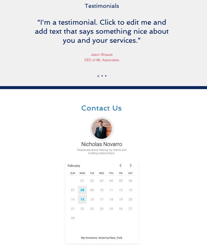 Embed MeetFox on Wix
