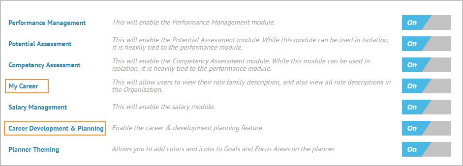 career development strategy