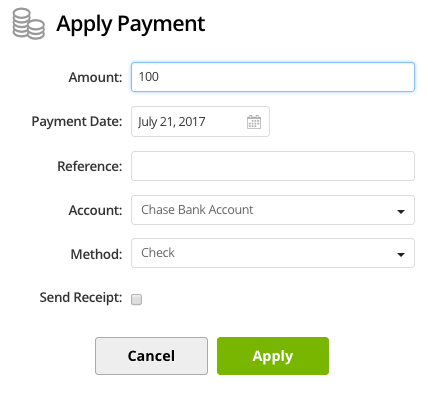 How Do I Record A Payment Manually Hats Help Center - Send invoice after payment received