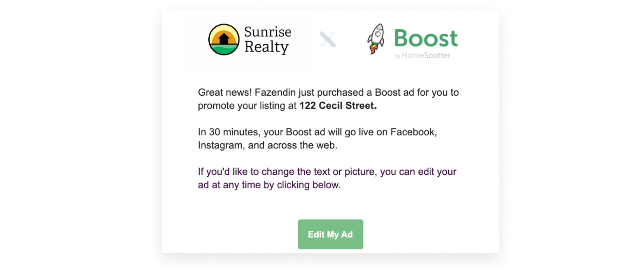 Boost email