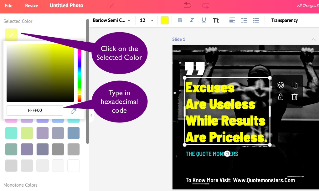 How-do-I-use-colors-in-Picmaker-5