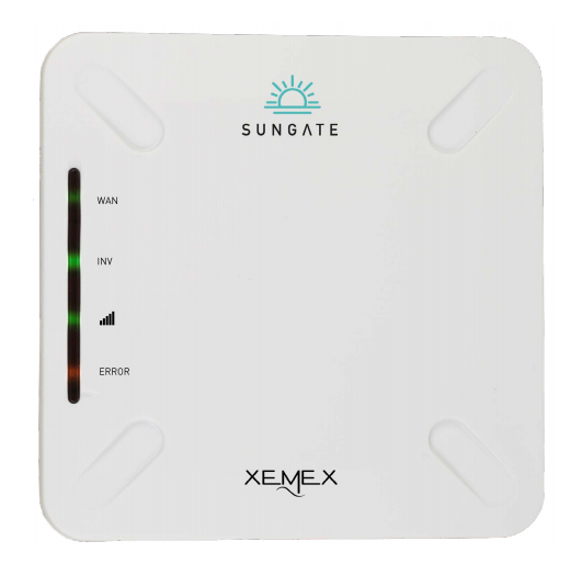 sungate xemex monitoring