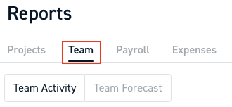 Reports_Teamview