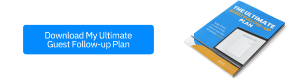 The Ultimate Guest Follow-up Plan