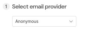 Custom email template SatisMeter