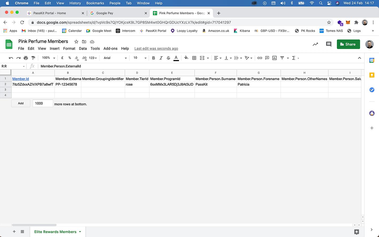 Renaming a Google Sheet spreadsheet and sheet