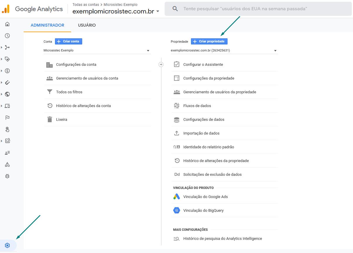 google-analytics-criar-propriedade