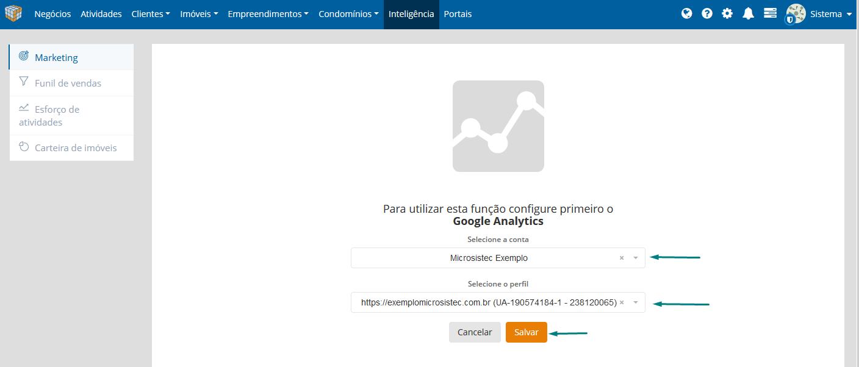 scionline-inteligencia-selecao-conta-perfil-google-analytics
